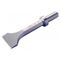 Ampco Safety Tools - CR-22-ST - 8-5/8 Pneumatic Chisel&#x3b; Shank Size: 0.680