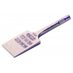 "Ampco Safety Tools - CS-24-ST - 5"" Scaling Chisel&#x3b; Shank Size: 0.500"""