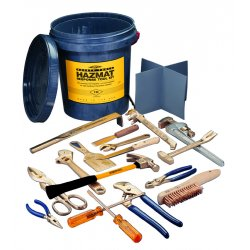 Ampco Safety Tools - M-51 - Hazmat Tool Kit, Kit