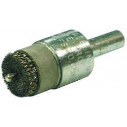 Anderson Brush - 06781 - Np46s Pilot Bonding Crimp End Brush .004/ss