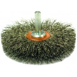 "Anderson Brush - 09145 - Ssm-30 Ss 3""dia. Singlesection Crimped Wir"