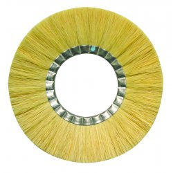 "Anderson Brush - 27310 - Tam8n 8""dia. Untreated Tampico Wheel 3-1/4"" Ah"