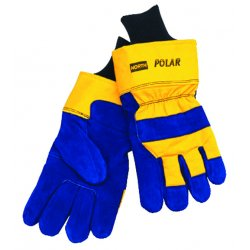 North Safety / Honeywell - 70/6465NK - Cold Protection Gloves, L, Blue/Yellow, PR