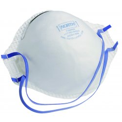 North Safety / Honeywell - 7130N95 - Respirator N95 Disposable With Out Valve North Niosh, 20/bx