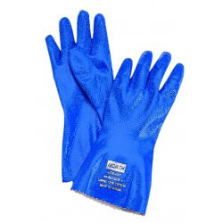 North Safety / Honeywell - NK803/10 - North Safety Nitri-Knit Dipped Nitrile Gloves, Size 10, PK