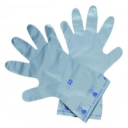 North Safety / Honeywell - SSG/10 - North Silver Shield/4H Laminate Gloves, Size 10, PK