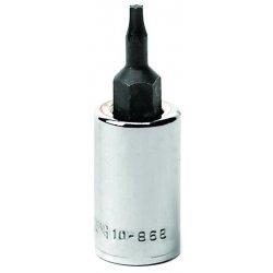"""Armstrong Tools - 10-876 - 1/4"""" Dr Torxdrvr- T25 Bit Std Bit- Ch"""