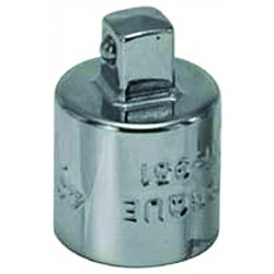 "Armstrong Tools - 11-951 - 3/8"" Dr Adapter- 1/4"" Male Chrome"
