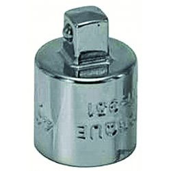 "Armstrong Tools - 12-951 - 1/2"" Dr Adapter- 3/8"" Male Chrome"