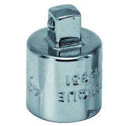 "Armstrong Tools - 13-951 - 3/4"" Dr Adapter- 1/2"" Male Chrome"