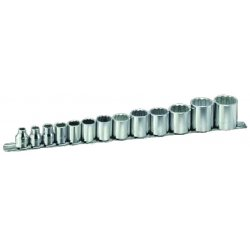 Armstrong Tools - 15-355 - 13-pc. Socket Set 3/8dr12pt