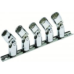 Armstrong Tools - 15-590 - 5PCUNIVERSAL SOCKET SET 1/2 (Pack of 2)