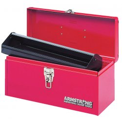 Armstrong Tools - 16-607 - HAND BOX METAL (Each)
