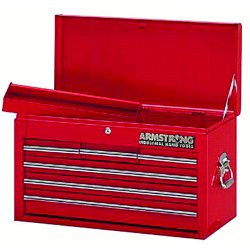 Armstrong Tools - 16-880 - 6 Drawer Top Chests (Each)