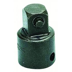 "Armstrong Tools - 19-952 - 3/8"" Dr Adapter- 1/2"" Male Black"