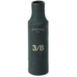 "Armstrong Tools - 20-332 - 1/2"" Dr Power Skt- 1 12-pt Deep-"