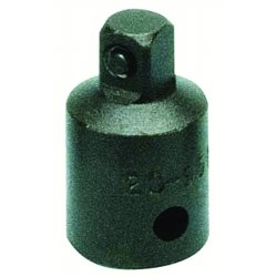 "Armstrong Tools - 20-951 - 1/2"" Dr Adapter- 3/8"" Male Black"