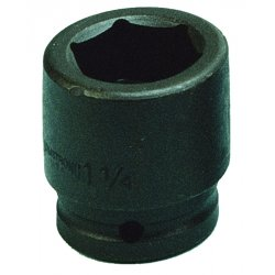 "Armstrong Tools - 21-062 - 1-15/16"" Impact Socket 3/4"" Drive 6 Pt"