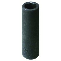 "Armstrong Tools - 21-264 - 2"" Deep 3/4"" Drive 6 Point Impact Socket"