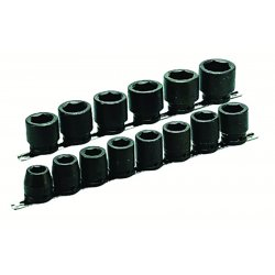 Armstrong Tools - 21-893 - 14-Piece, 3/4 inch drive, 6 point socket set