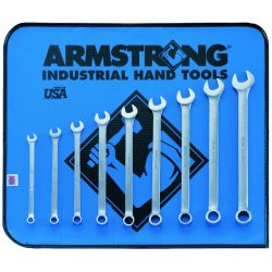 Allen Tool - 25-611 - 9pc Combo Wrench Set