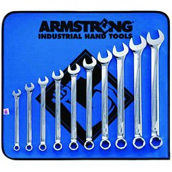 Armstrong Tools - 25-626 - 10pc Combination Wrenchset 6pt Fp