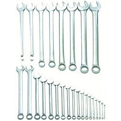 Armstrong Tools - 25-655 - 26pc. Combination Wrenchset No Roll Fp