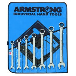 Armstrong Tools - 25-661 - 7 Pc Geared Comb Wrenchset