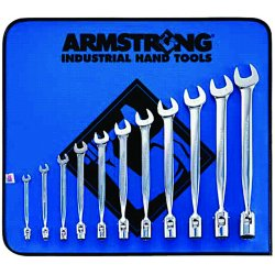 Armstrong Tools - 25-696 - 11PCCOMBINATION WRENCH SET (Pack of 1)