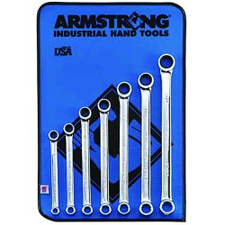 Armstrong Tools - 27-708 - 17PCCOMBO GEARED BOXWRENCH (Pack of 1)