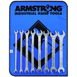 Armstrong Tools - 27-770 - Tappet Wr Set- Chrome 8wrs- Roll