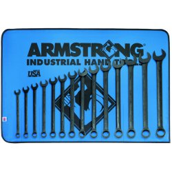 Allen Tool - 30-607 - 14pc Blk Combo Wrench Set