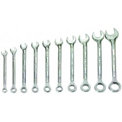 Armstrong Tools - 52-600 - 10-pc Midget Combinationwrench Set Metric Fp