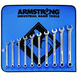 Armstrong Tools - 52-623 - 10MM TO 19MM COMBINATIONWRENCH (Pack of 2)