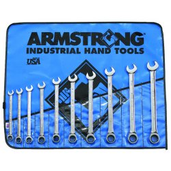 Armstrong Tools - 52-667 - 10pc Geared Comb Wrenchset