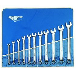 Armstrong Tools - 52-671 - Dwos 10 Extra Long Metric Combination Wrench Set