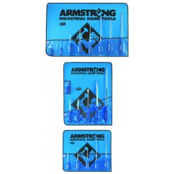 Armstrong Tools - 66-611 - 19pc. Slotted Phillips Screwdriver Set