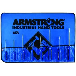 Armstrong Tools - 66-620 - 8-pc Combo Screwdriver Set