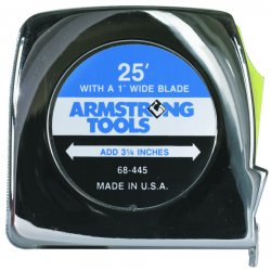 Armstrong Tools - 68-445 - Auto-Return Locking Tapes (Each)