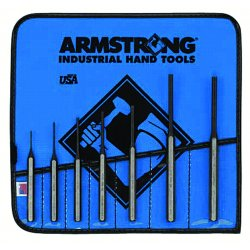 Armstrong Tools - 70-554 - 7-pc Drive Pin Punch Set