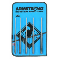 Armstrong Tools - 70-556 - Pin Punch Tool Set 5 Pc