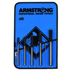 Armstrong Tools - 70-564 - 5-pc Cold Chisel Set