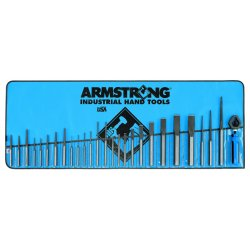 Armstrong Tools - 70-568 - 27 Peice Punch And Chisel Set