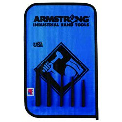 Armstrong Tools - 70-970 - Screw Extractor Set 5 Tools- Ro