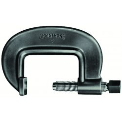 Armstrong Tools - 78-080 - C-clamp- Heavy Duty 4-1/2 To 8-