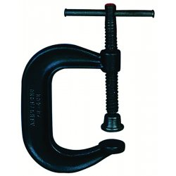 Armstrong Tools - 78-411 - C-clamp- Deep Throat 0 To 10 Cap