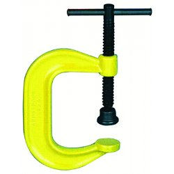 Armstrong Tools - 78-604 - H.v. C-clamp- Deep Throat 0 To 4 Cap-
