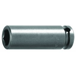 "Cooper Tools / Apex - 1212 - 1/4"" Dr. Deep Sockets (Each)"