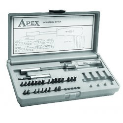 Cooper Tools / Apex - 24BITKIT - 24 Bit Drive Tool Sets (Pack of 2)