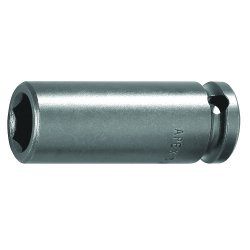 Cooper Tools / Apex - 3516 - 3/8 Dr. Deep Thin Wall Sockets (Each)""